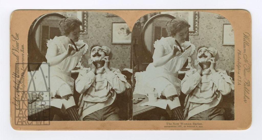 1 William K. L. Dickson Barbershop 1894