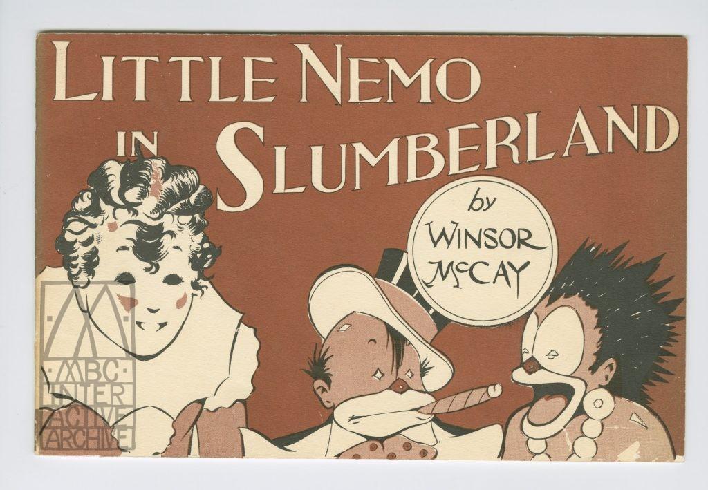 104 J. Winsor McCay, Little Nemo in Slumberland, 1911. USp