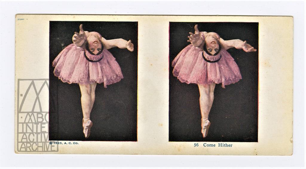 1 René Clair, Entr_acte, 1924