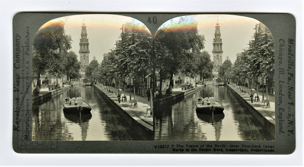 3 Cecil Hepworth, Canals of Holland, 1908.