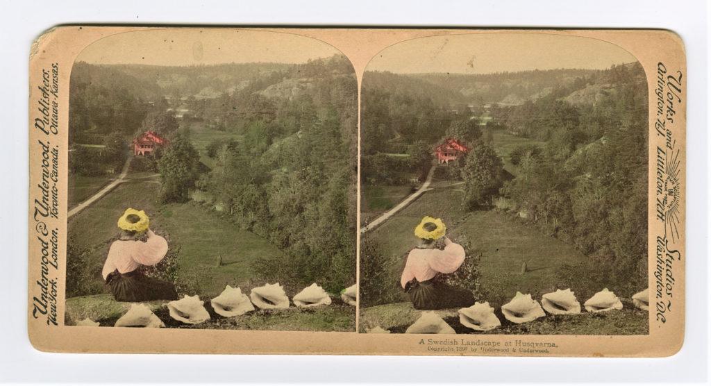 4 Pathé Frères, En Suède (In Sweden), 1908.