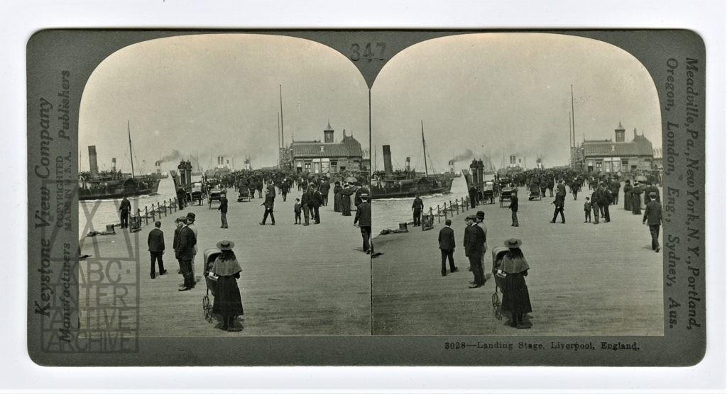 4 Robert W. Paul, Liverpool, 1898.
