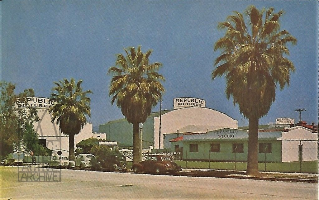 2 Rebublic Pictures Studios, Between Poverty Row and the Majors, 1940. USpc