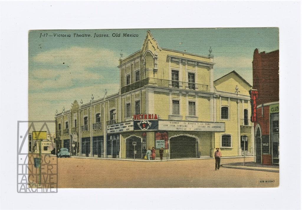 55d Victoria Movie Theatre, Ciudad Juarez