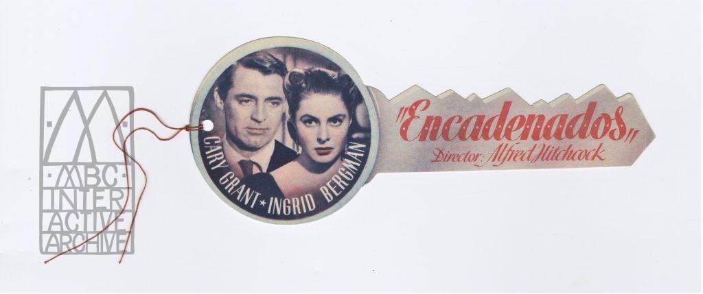 1 Alfred Hitchcock, Cary Grant, Ingrid Bergman, Notorious, 1946. shdiedut