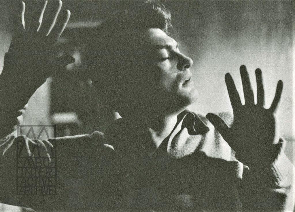 2 Jean Cocteau, Jean Marais, Orphée, 1950. gp autographed by Jean Marais.