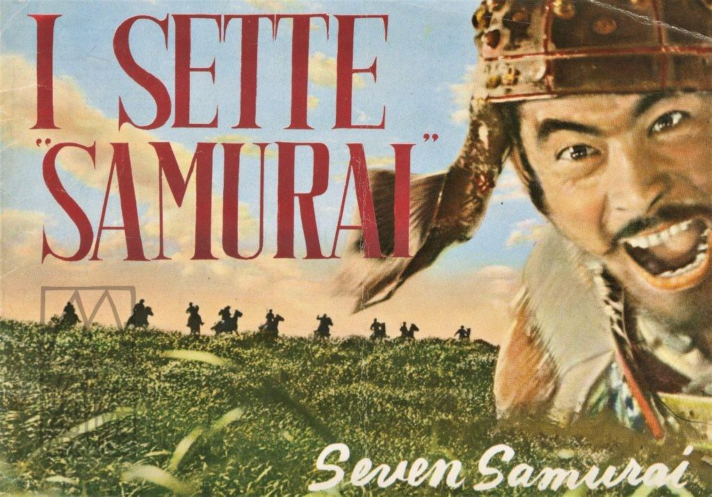 143k Akira Kurosawa, Shinchinin no samuri - Seven Samurai, 1954. ip