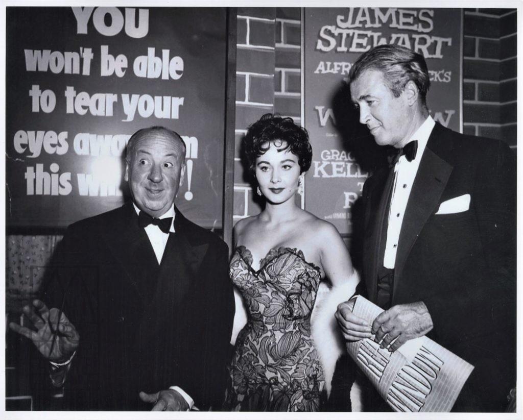 2 Alfred Hitchcock, Rear Window, 1954. Premiere. USstill