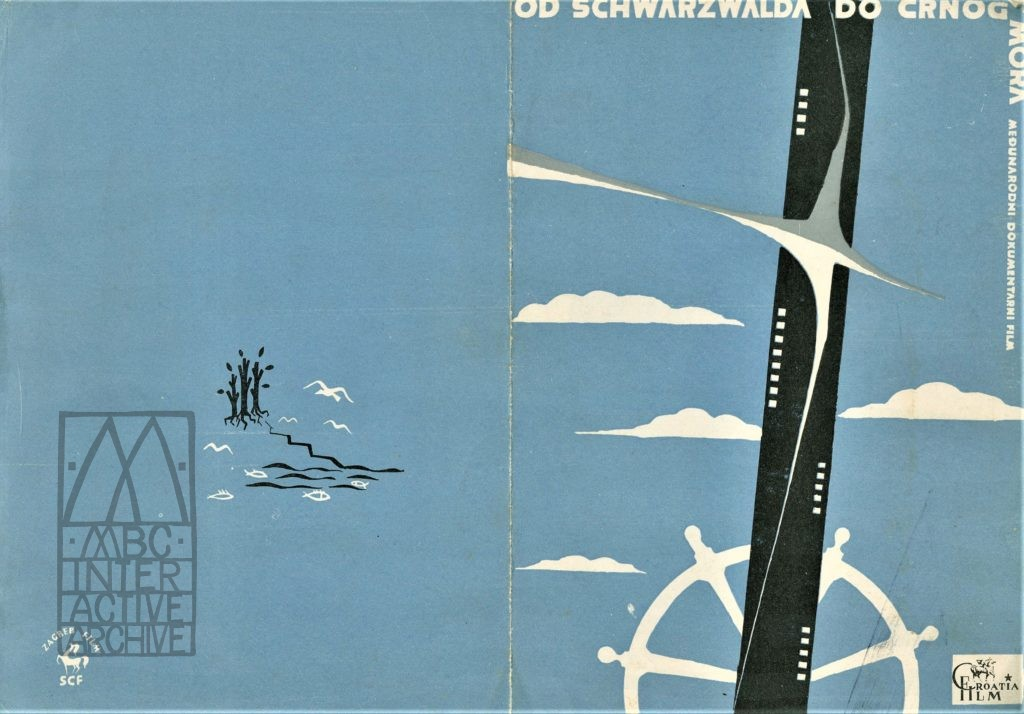 2 Oto Denes, Ekkenhard Scheven, Rudolf Vanes, Vojtech Andreansky, Istvan Farkas, Mirel Iliesu, Niuma Belogorsky, Vladimir Neberg, Schwarzwalda to the Black Sea, 1958. yp
