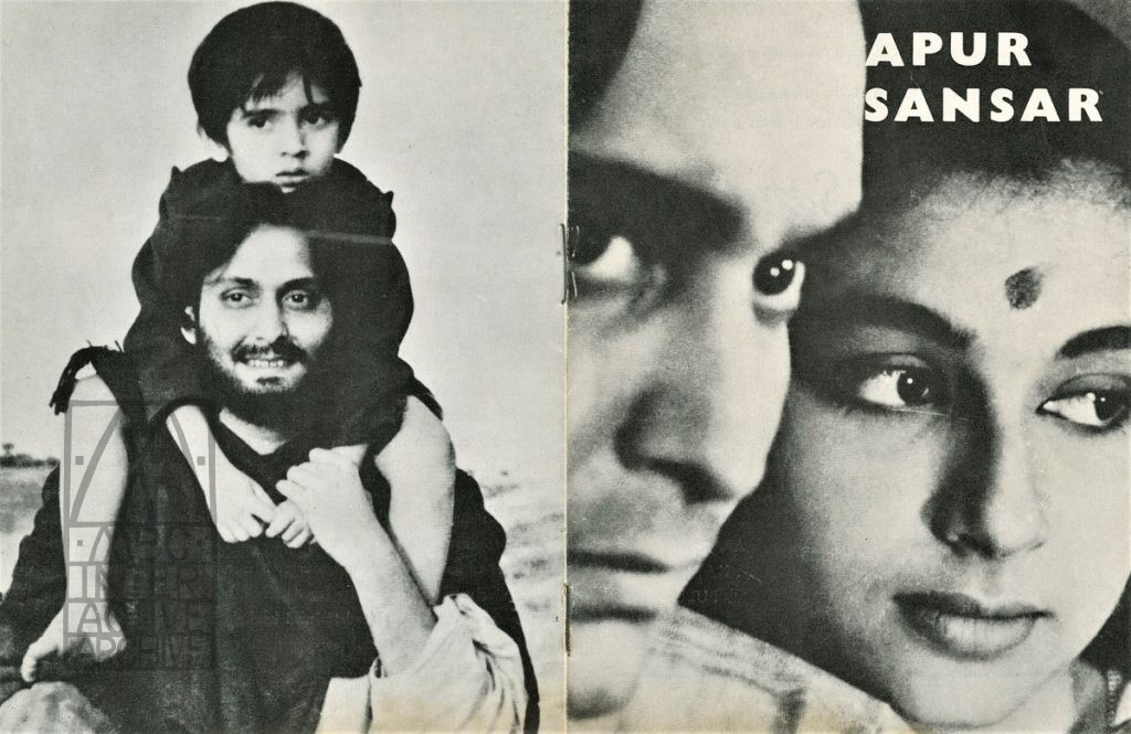 2 Satyajit Ray, The World of Apu - Apur Sansar, 1959. dp