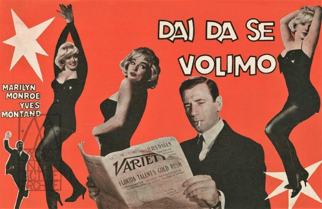 56 Marilyn Monroe, George Cukor, Let_s Make Love, 1960. yp