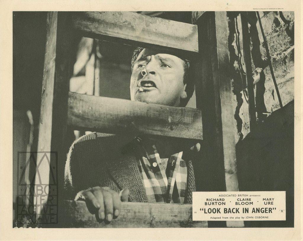1 Tony Richardson, Look Back in Anger, 1959. UKlc
