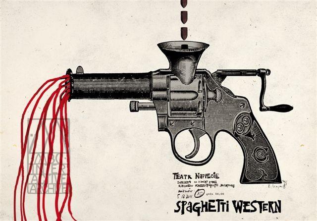1 A Night of Spaghetti Westerns, Lotz, Poland, 2011. PposterB1