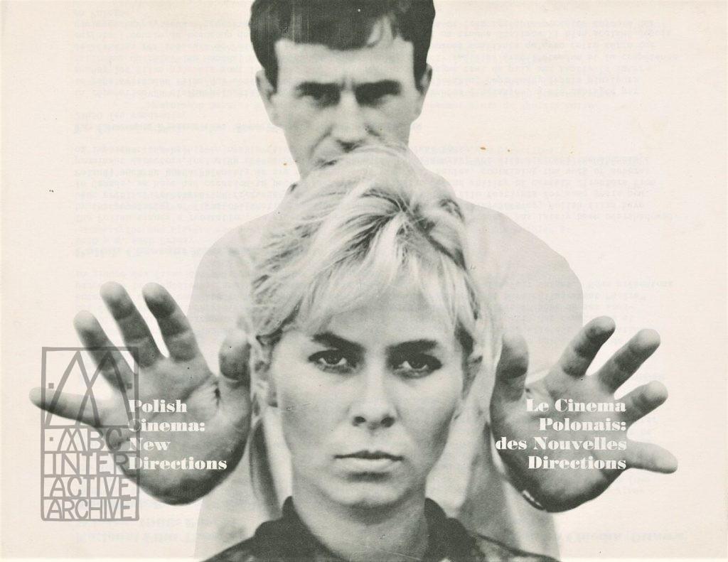 1 Polish Cinema - New Directions, National Film Theatre, Ottowa, Canada, 1968. ccal