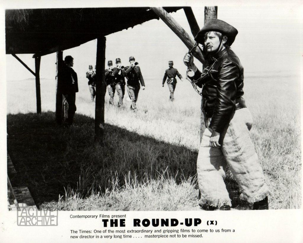 114 Miklós Jancsó, Szegénylegények - The Round-Up, 1966. UKlc