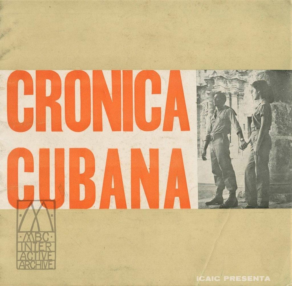 32 Ugo Ulive, Enrique Pineda Barnet, Crónica cubana, 1963. cubap