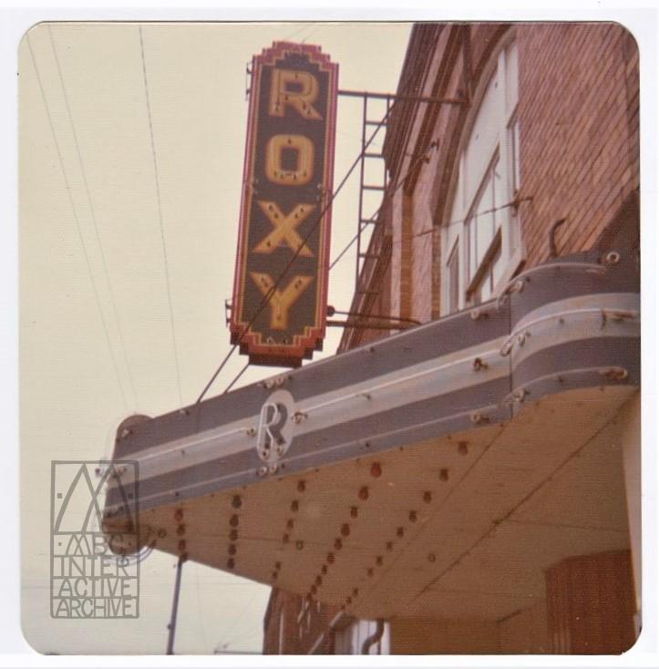 1 Roxy Theatre, June 1976. USsnapshot - Copy