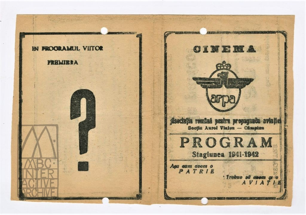 14 Romanian Association for Aviation Propaganda, 1941. rp