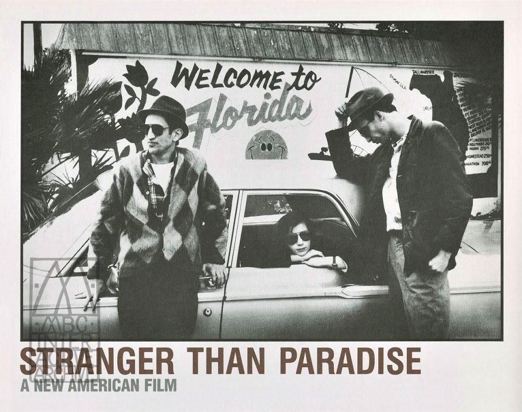 2 Jim Jarmusch, Stranger Than Paradise, 1984. Jp